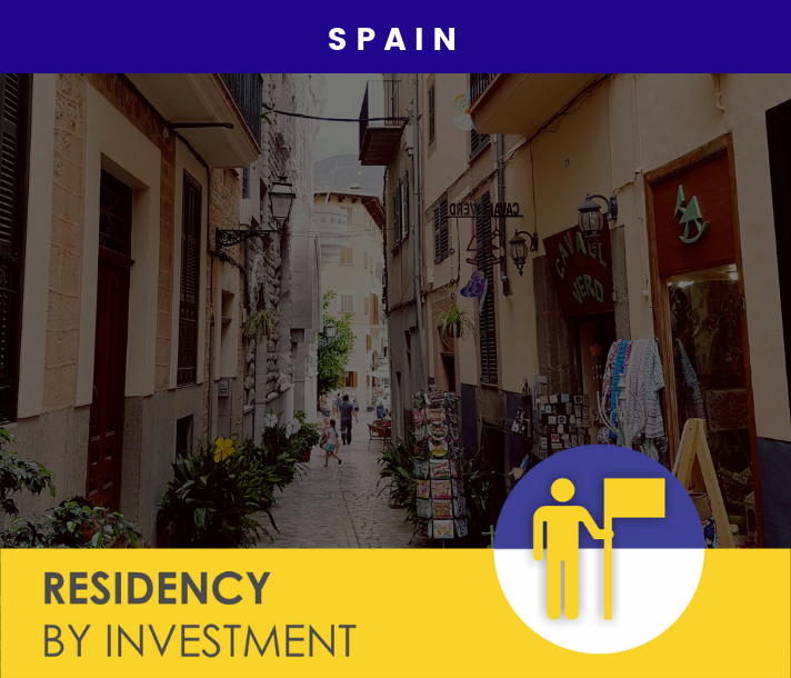 Spain Investment Residency Program